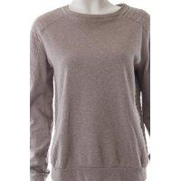 AllSaints Sweatshirt Grau Rosé