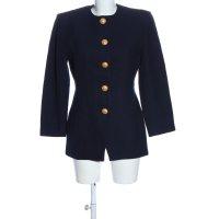 Christian Dior Klassischer Blazer blau Business-Look
