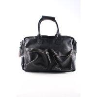 Cowboysbag Umhängetasche schwarz Business-Look