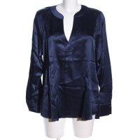 Dea Kudibal Langarm-Bluse blau Business-Look