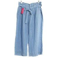 edc Culottes kornblumenblau Jeans-Optik