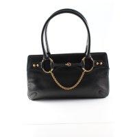 Gucci Handtasche schwarz Business-Look
