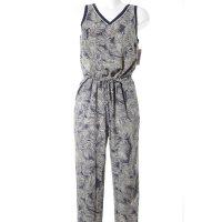 Hilfiger Denim Jumpsuit florales Muster Casual-Look
