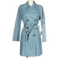 Michael Kors Trenchcoat blau Casual-Look