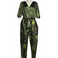 next Tailoring Jumpsuit abstraktes Muster Casual-Look