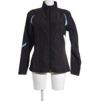 Odlo Sportjacke schwarz-babyblau sportlicher Stil