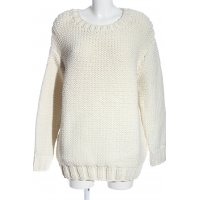 & other stories Grobstrickpullover creme Casual-Look