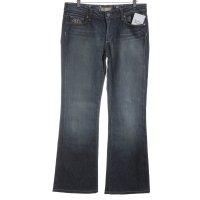 "Paige Boot Cut Jeans ""Hollywood Hills"" stahlblau"