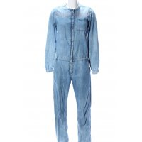 Pepe Jeans London Jumpsuit blau Casual-Look