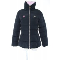 Spooks riding Winterjacke blau Steppmuster Casual-Look