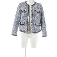 Zara Basic Tweedblazer meliert Elegant