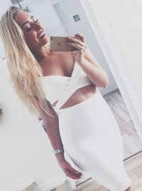 blogger Maxi Kleid sexy cut out spaghetti träger party hochzeit zara style