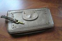 Chloé Ledergeldbörse Portemonnaie