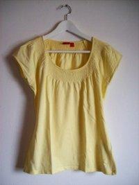 ESPRIT - Süsses sonnengelbes Shirt