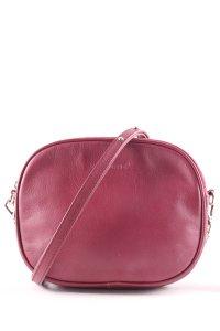 Frederic T Umhängetasche purpur schlichter Stil