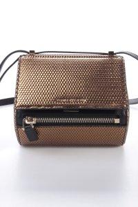 Givenchy Pandora Box Mini Gold Umhängetasche goldfarben