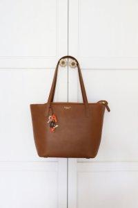 """Große Leder Handtasche """"De Beauvoir"""" von Radley London"""