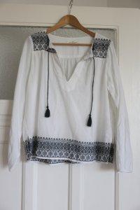 H&M Boho Bluse in Größe 36