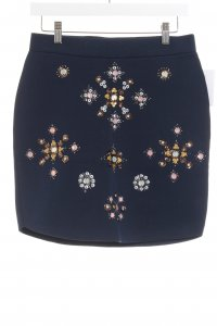 H&M Minirock mehrfarbig Elegant