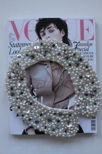 Hochwertiger Perlenkragen