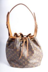 Louis Vuitton Beuteltasche Petit Noe Monogram II