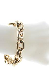 "Michael Kors Armband ""Rose Gold-Tone Chain-Link PadLock Bracelet"""
