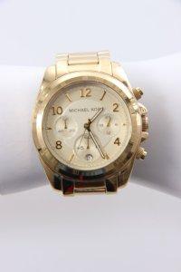 Michael Kors Armbanduhr goldfarben