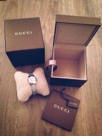 Original und neu: Stilvolle Gucci Armbanduhr