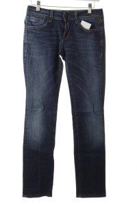 "Replay Straight-Leg Jeans ""Blondy"" dunkelblau"