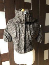 Strickjacke von Calvin Klein Wolle Blair Waldorf