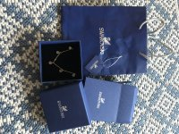 Swarovski Halskette aus der neuen Rainbow Collection