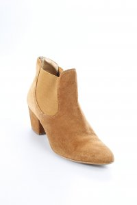 Taupage Chelsea Boots braun Casual-Look