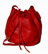 Damen Leder Tasche made in Italy