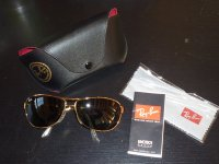 Neue original Warrior Ray Ban