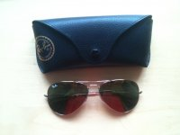 Original RAY-BAN Aviator Gold