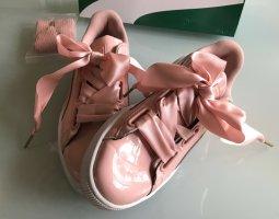 ღღ Puma Basket Sneaker rosé Gr. 4,5 EU 37,5 -neuwertig- ღღ