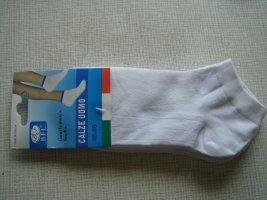 / Legwarmers white cotton