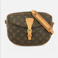 100% Authentic Preloved Louis Vuitton Jeune Fille 25 Monogram Crossbody Bag