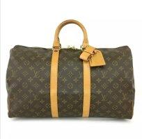 Louis Vuitton Weekender Bag brown