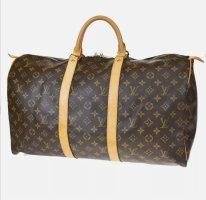 100% Authentic Preloved Louis Vuitton Monogram Keepall 50