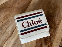 Chloé Wallet multicolored leather