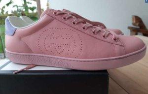 100% Original Gucci Ace Sneakers pastel Gr 39