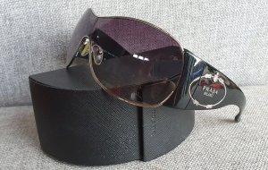 Prada Gafas de piloto negro