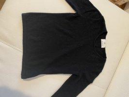 Allude Kaszmirowy sweter czarny