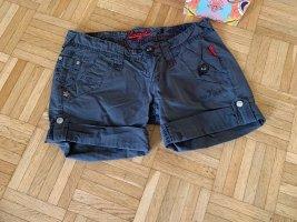 10Feet HotPant/Shorts - DarkGrey - Größe W28 (M) - Activ!