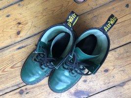 Doc Martens Low boot vert forêt