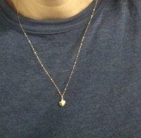 18 k Gold Kette Halskette 750 neu