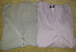 2 Cardigans Größe M und 40