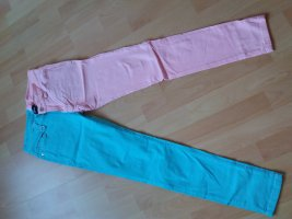 2 farbige pastel Hose