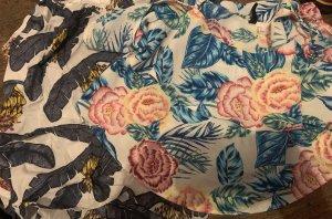 Devided von H&M Top de tirantes finos multicolor Poliéster